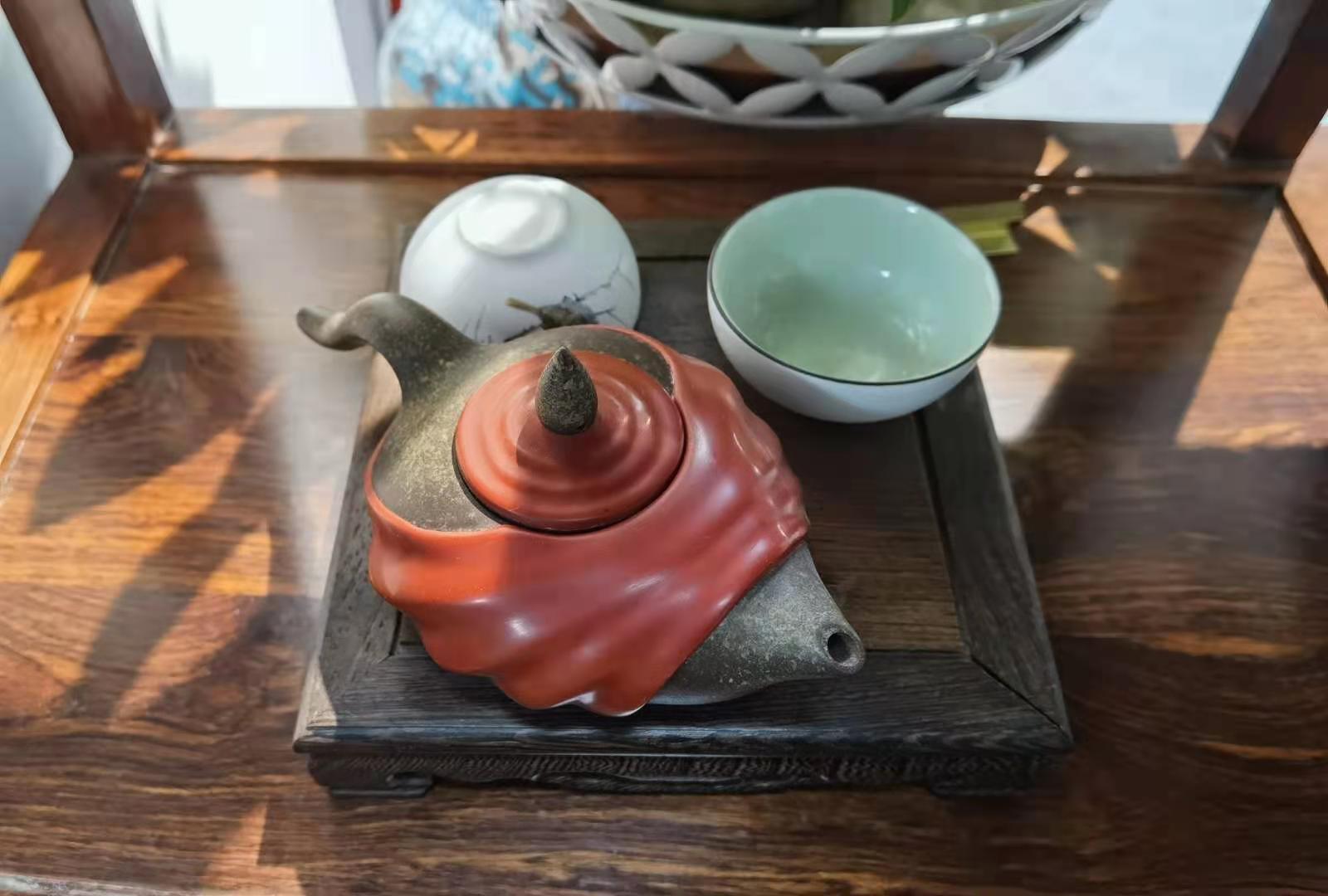 日月同辉 茶具